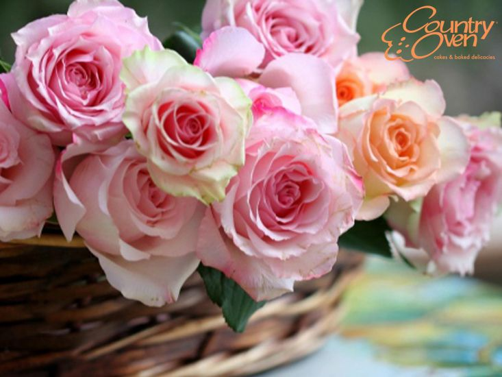 Show love for you dear ones by sending these beautiful flowers through countryoven.com! #flowers #flowerbouquets