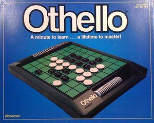 10 best board games: Othello.