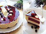 Мобильный LiveInternet Торт «Kir Royale» | Любимая_кухонька - Записки на холодильнике |