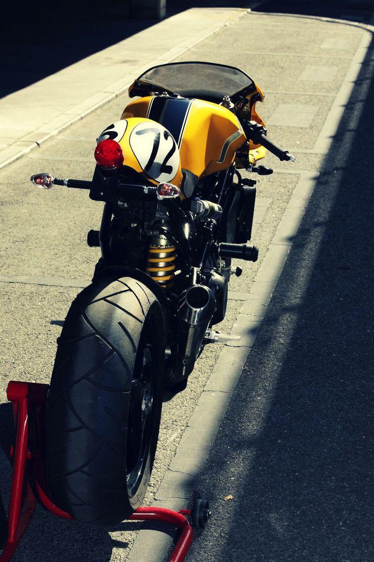 Ducati ST2 Custom by Radical Ducati
