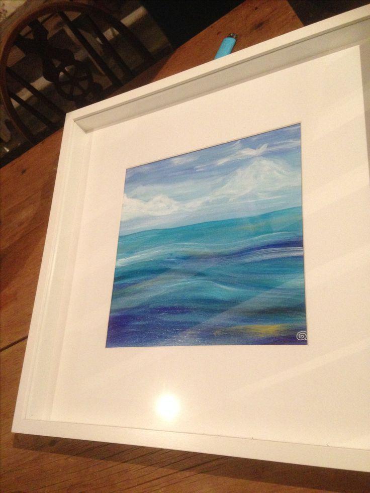 A - example of framed art 1.4