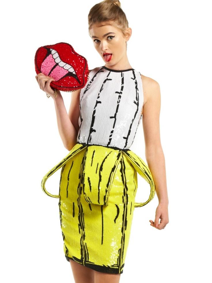 Banana Dress | THE_RODNIK_BAND