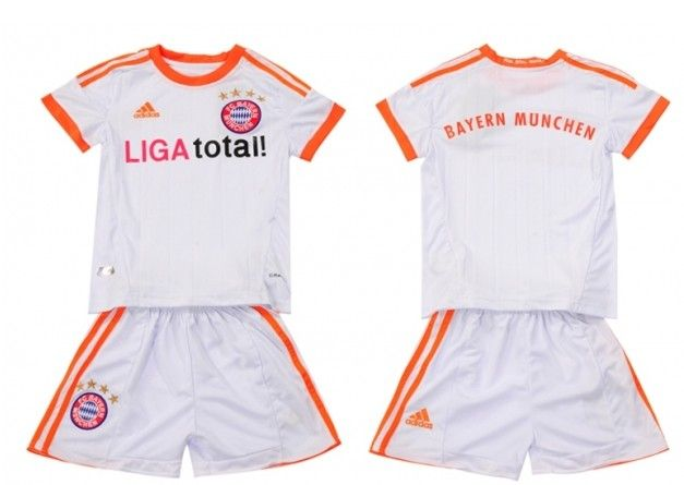 Bayern Kit Infantil 2012/2013 Segunda Equipación [188] - €16.87 : Camisetas de futbol baratas online!