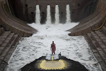 Matthew Barney / River of Fundament