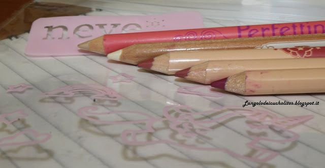 L'angolo dei cucholitos: [Review] Le mie pastello Neve Cosmetics - promo Pastello Party
