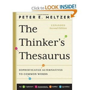 $16.12: Worth Reading, Second Editing, Peter O'Toole, The Thinker, Common, Books Worth, Sophisticated Alternative, Thinker Thesaurus, Expanded Second