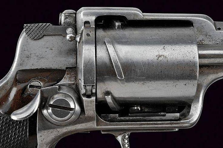 Револьвер Дартейна Зиг-Заг Модель №2 (Revolver Dartein Zig-Zag Model 2) » Военное обозрение
