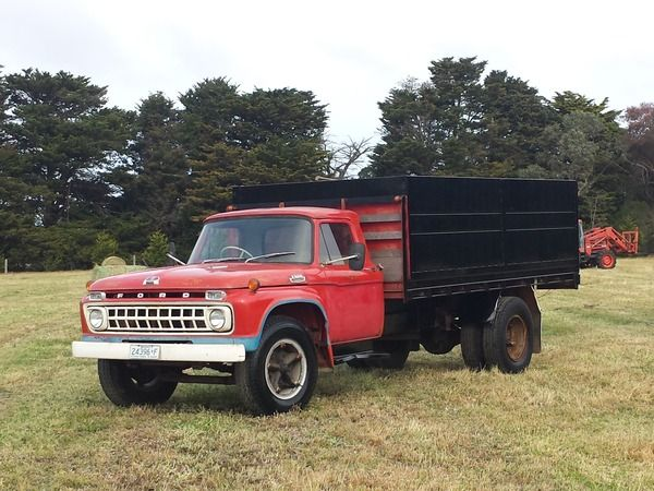 FOR SALE:1966 FORD F700  TRUCK for $7,500 . Located in TORQUAY VIC.  Contact  for more details.
