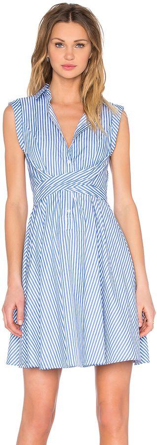 Lucy Paris Button Up Dress