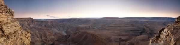 Ai Ais: Fish River Canyon