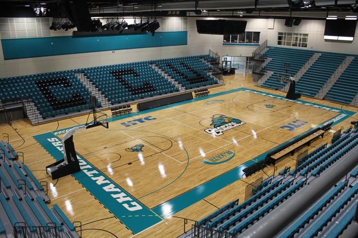Costal Carolina University Chantileers, Myrtle Beach, SC.