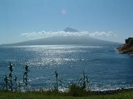 il meraviglioso vulcano di Pico alle Azzorre