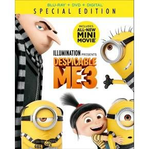 Continue the fun, the farts and the family with Despicable Me 3. Gru meets his polar opposite twin brother in this family-friendly animated film. Your kids will love the Minions and their seemingly endless stream of fart jokes while you can appreciate the overall message of the movie and the importance of family.