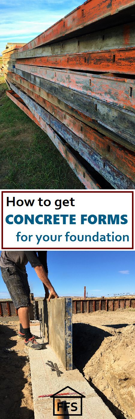Everything You Need To Know And Do Before You Pour Your Foundation Walls.  How To · Build Your Own HouseRoom ...
