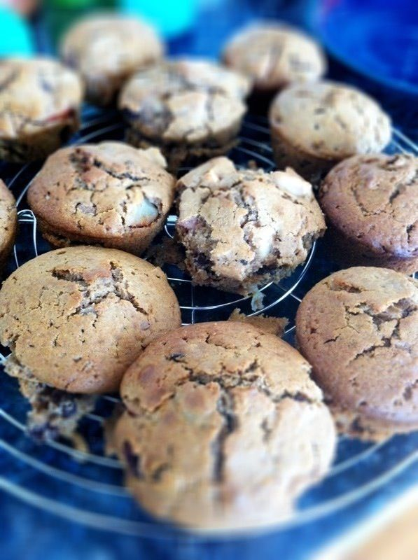 Basic Cinnamon-Apple Muffins | Foodie: Your Recipes. Your way.
