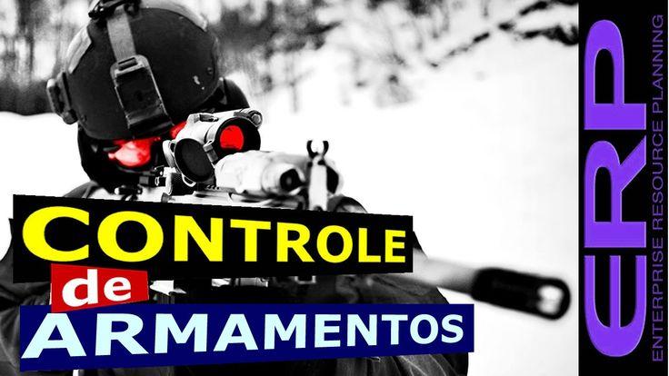 Software controle de armas armamentos