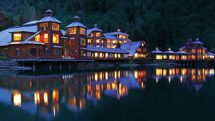 Puyuhuapi Lodge & Spa — Aisén, Chile