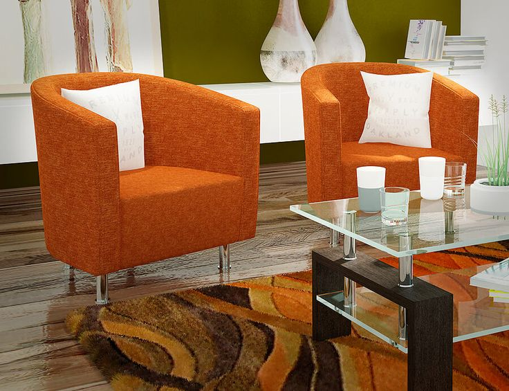 Δώστε πνοή στο χώρο υποδοχής των πελατών σας με την μοντέρνα πολυθρόνα γραφείου ΗΡΑ   #polithrona #καρεκλες γραφειου #πολυθρονες #τραπεζακια