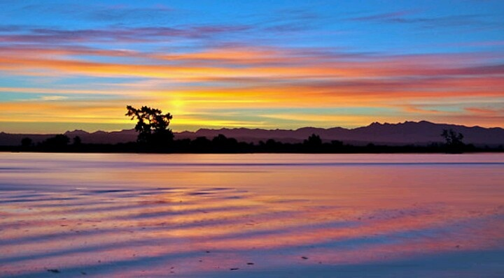 I grew up in Nelson. Seeing amazing sunsets like this one - Monaco Sunset Nelson New Zealand by JOY KACHINA - led to sunsets being a passion of mine.
