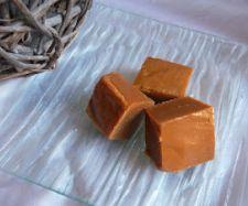 Recette Caramels au beurre salé / Fudges au beurre salé - recette de la catégorie Desserts & Confiseries