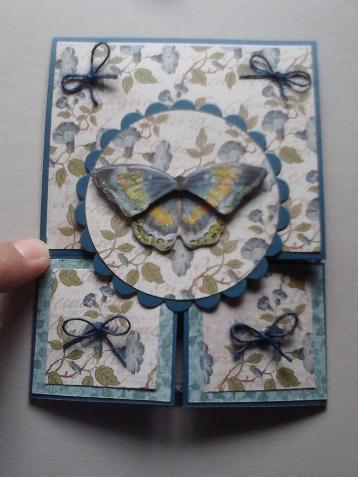 1106 best cascade cards  u0026 fancy folds  cuts images on