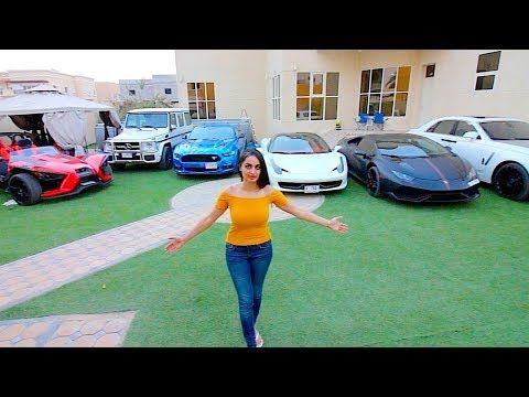 Mo Vlogs And Lana Rose 2018 Car Collection Youtubers In 2019 Mo
