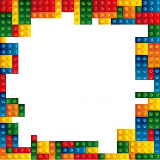 blocks to build design lego frame
