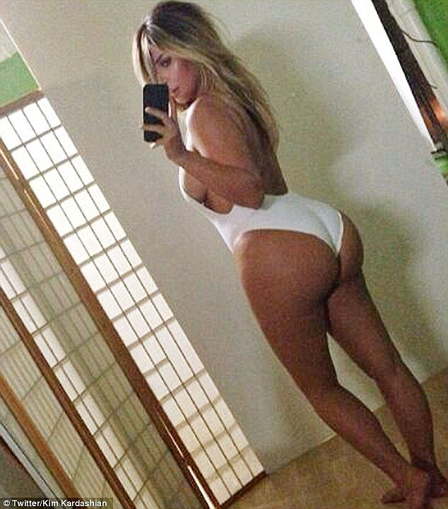 Super ASS: Kim Kardashian beats Beyonce to have the most requested bottom in the world ...