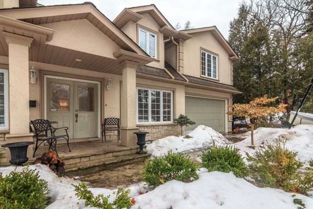 Humber Valley Family Home Front