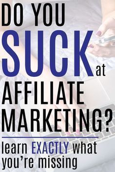 Learn the Secrets of Affiliate Marketing Success as a Blogger – Email Lists + Marketing