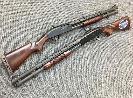 Pin on Spicy guns