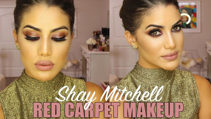 Camila Coelho creates a Shay Mitchell Inspired Makeup