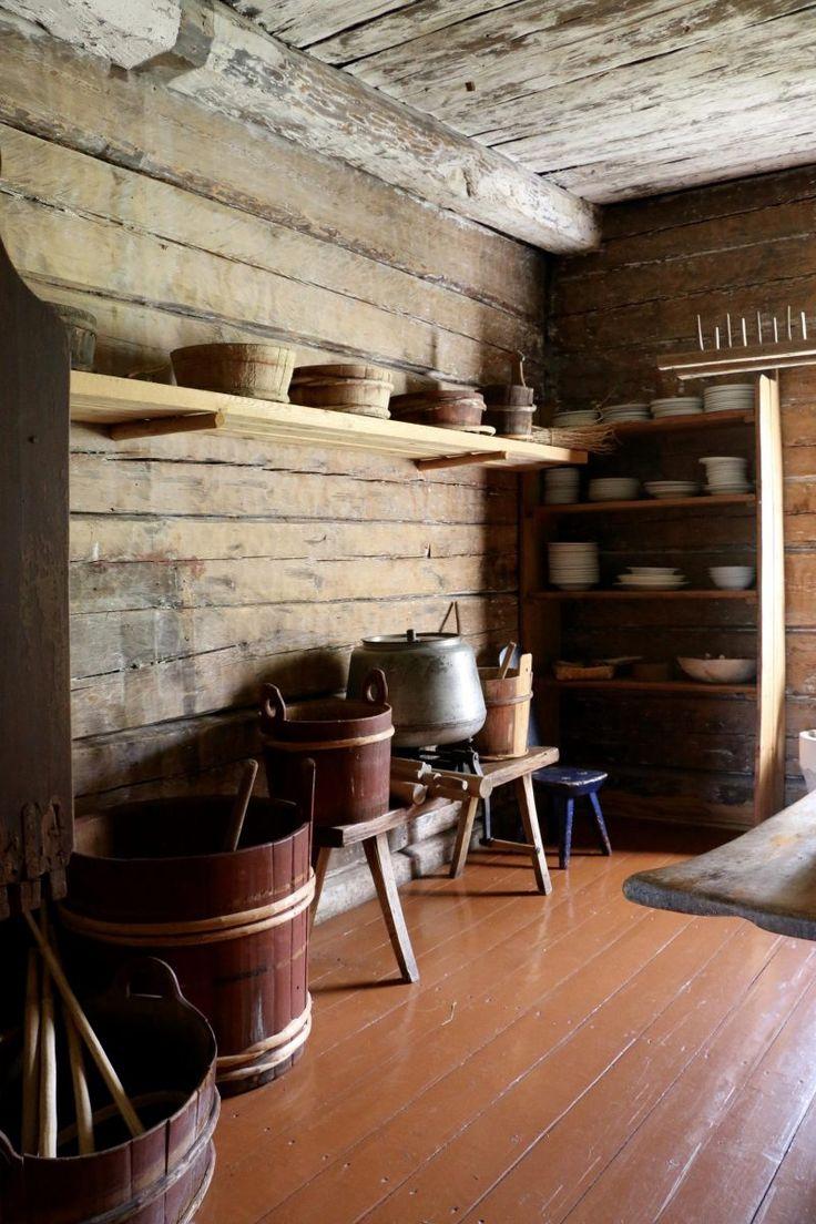 Riuttalan talonpoikaismuseo - Riuttala Farmhouse Museum, Karttula, Kuopio, Finland | Karoliina Kazi