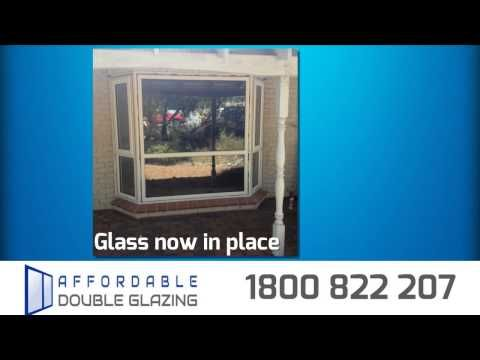 Affordable Double #Glazing #Perth - Steel Window conversion to UPVC Windows - YouTube