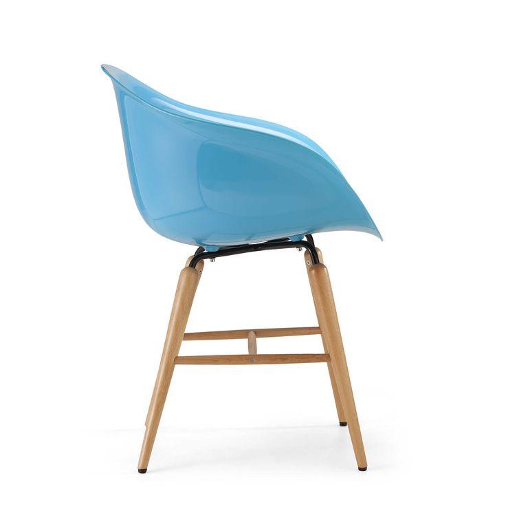 387 4 x Esszimmer Stuhl Stühle Sessel Esszimmerstühle Holzrahmen ...