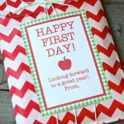 Love these cute back to school free printables by @Jamielyn {iheartnaptime.net}
