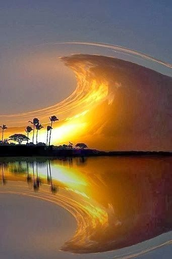 Sky Wave in Costa Rica