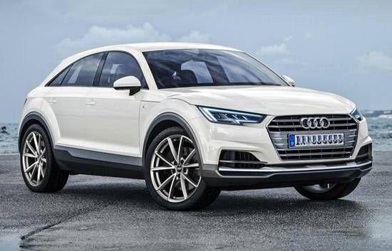 2019 Audi Q4 SUV Redesign