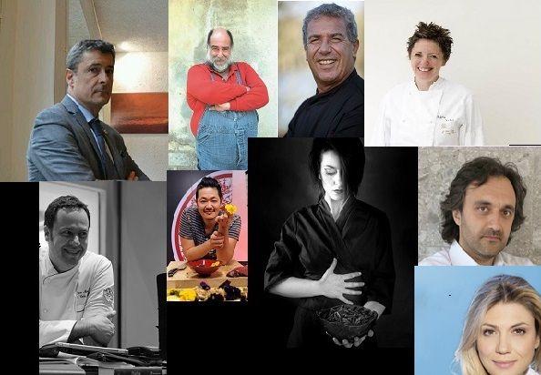 alcuni dei famosi personaggi che saranno presenti ad #extralucca15 non perdeteli!!