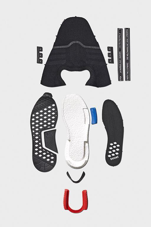 adidas Originals|歴史に名を刻む意匠と最新テクノロジーが融合した新ライン「NMD」 ギャラリー
