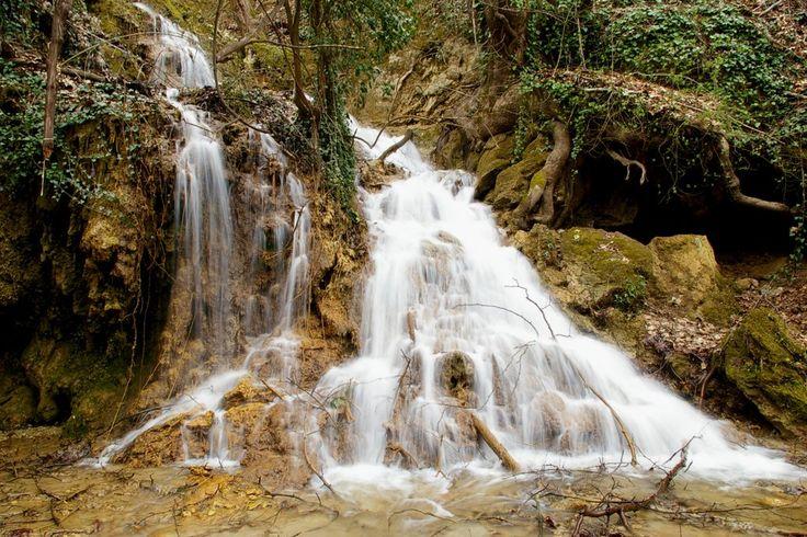 Scras Waterfall - Kilkis Macedonia in northern Greece #Macedonia #macedonia2014