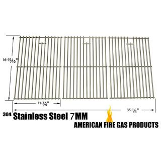 Grillpartszone- Grill Parts Store Canada - Get BBQ Parts, Grill Parts Canada: Grill Zone Cooking Grid | Replacement 3 Pack Stain...