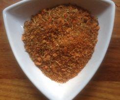 Knoblauch-Kräuter BBQ Rub (trockene Marinade)
