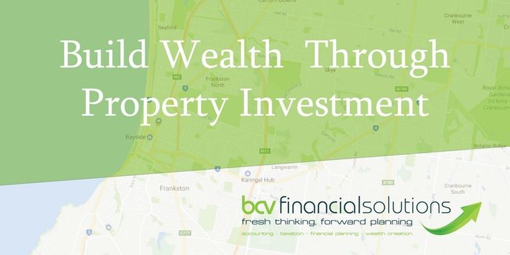 Build Wealth Through Property Investment  Reserve your ticket today - 6.15pm, March 23rd, Frankston. You have the opportunity to hear from experts in Financial Planning, Accounting and Real Estate. Don't miss out tickets are going fast!  https://www.eventbrite.com.au/e/build-wealth-through-property-investment-tickets-32037708649