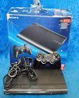 Sony PlayStation 3 PS3 250 GB Video Game Console Black CECH-4001B AS IS