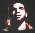 Womens Drake Thank Me Later T-Shirt - Womens Hip Hop T Shirts