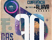 Poster/Banner - Evento: Conferência Aljava 2017