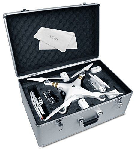 Special Offers - Ultimax Aluminum Hard-Shell Case with Adjustable Foam Fits with All DJI Phantom Drone Models/Series 123 and Extra Ulitmax Accessories - In stock & Free Shipping. You can save more money! Check It (May 23 2016 at 04:49PM) >> http://kidsscooterusa.net/ultimax-aluminum-hard-shell-case-with-adjustable-foam-fits-with-all-dji-phantom-drone-modelsseries-123-and-extra-ulitmax-accessories/