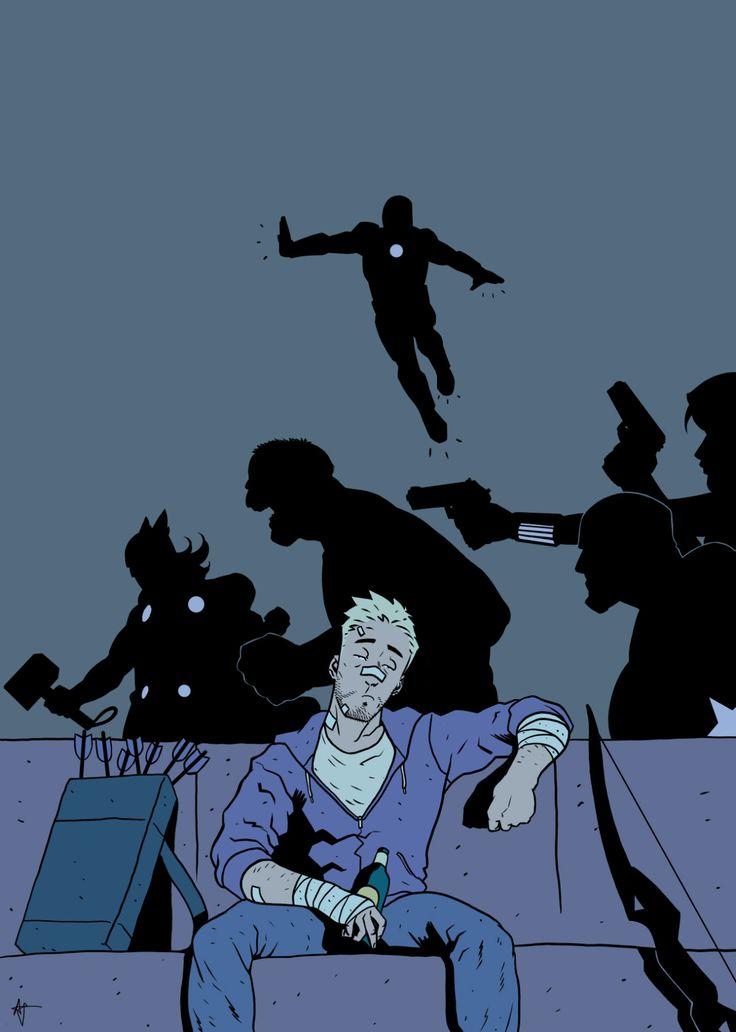 Hawkeye's Day Off - Artyom Topilin
