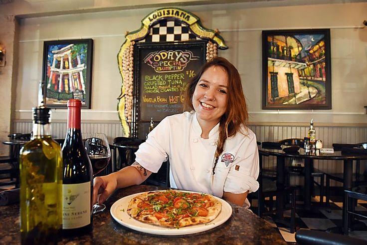 There are so many great restaurants in New Orleans that you will hardly know where to start. No doubt you will want to spend time in the French Quarter, so here are three family-friendly suggestions:  Louisiana Pizza Kitchen French Quarter, 95 French Market Place: Near the famous French Market, this is a good choice if you are a fan of Italian food and thin, crispy pizza crust.  Chef Esme Franklin cooks pizza, pasta and Creole-Italian dishes at Louisiana Pizza Kitchen, French Quarter. Photo…